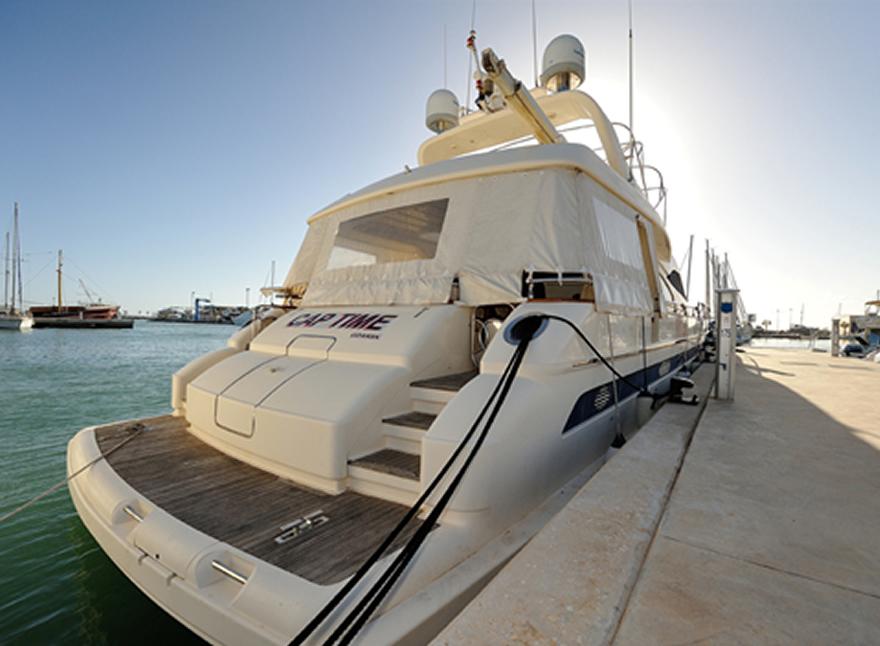 Crociere barche a motore di lusso astondoa 72 noleggio for Catamarani di lusso