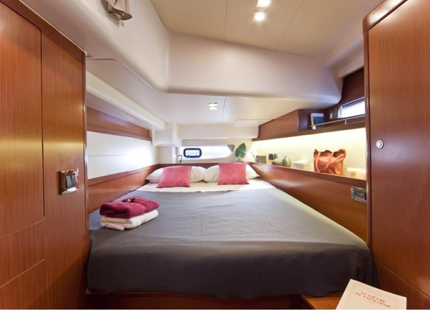 Noleggio barche a vela di lusso oceanis 58 vacanza for Noleggio cabina di steamboat